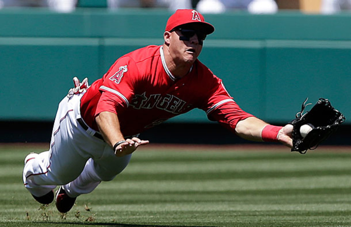 Mike Trout, Angels