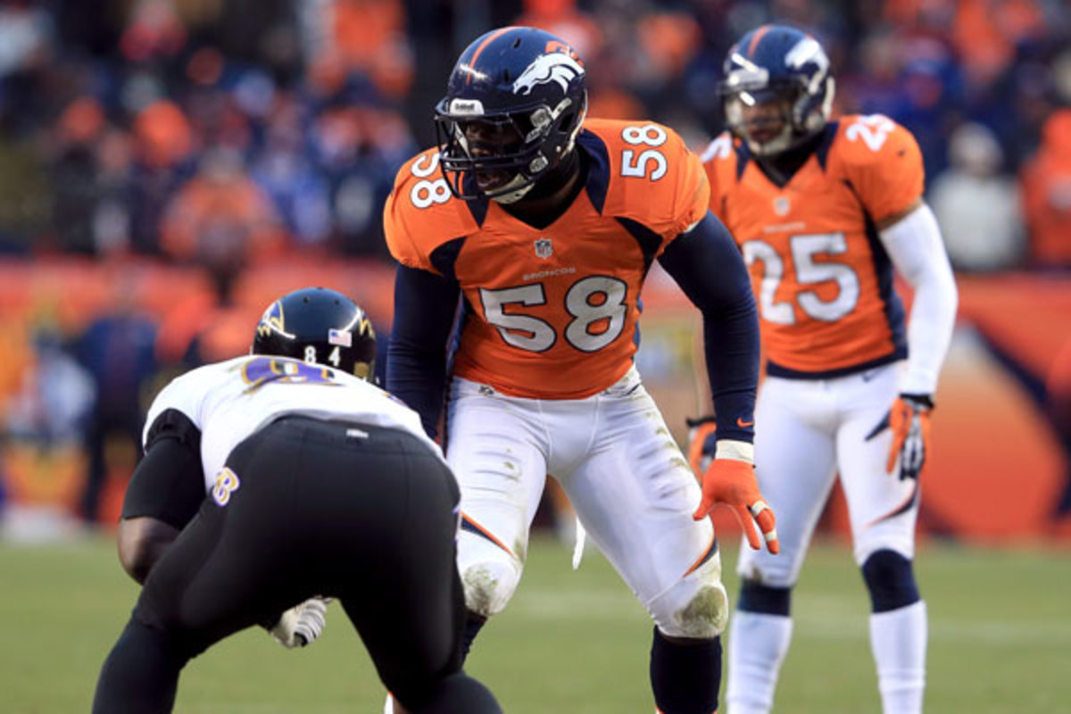 Von Miller says he has done nothing wrong amid reports of an upcoming suspenison.