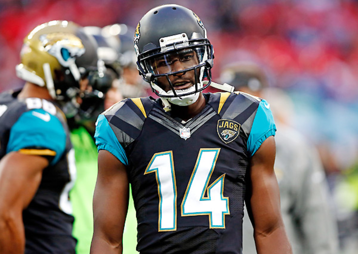 Substance-abuse problems will once again keep Justin Blackmon off the field for the Jaguars.