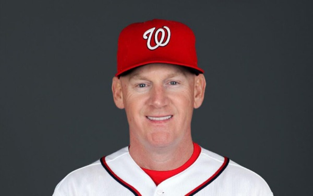 Matt Williams was a 5-time All-Star during his 17 seasons as a MLB player. (Photo courtesy of Nationals Twitter page)