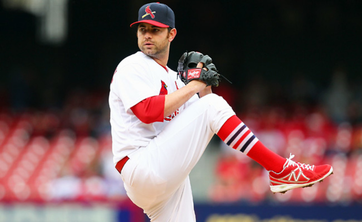 Marc Rzepczynski has a 7.84 after 11 appearances with the Cardinals this season.