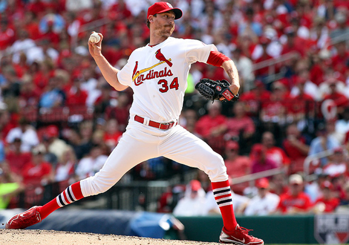 John Axford will take the ball in the ninth inning for Cleveland after losing his closer's job this year.