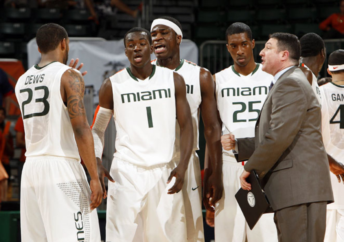 Jorge Fernandez (right) is one of three ex-Miami coaches who want NCAA infractions cases dismissed.