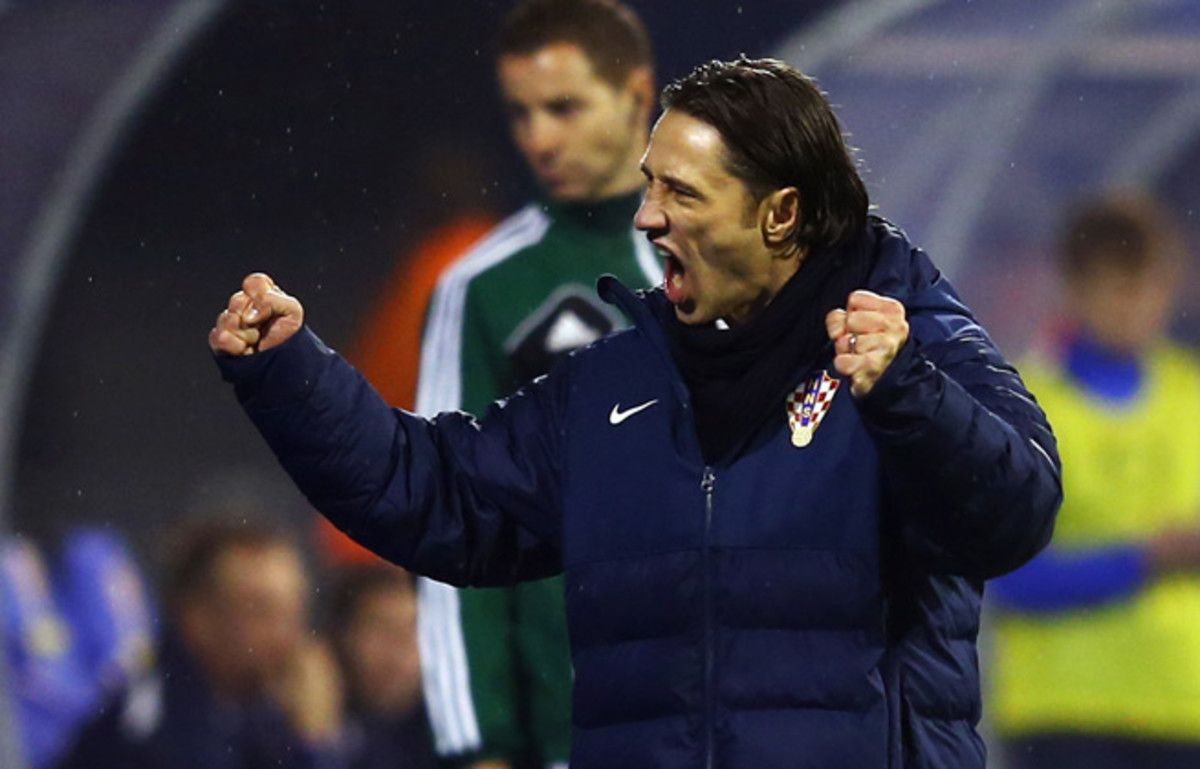 Croatia manager Niko Kovac stepped in for the World Cup qualifying playoffs and guided his side to Brazil after defeating Iceland in a two-leg playoff.