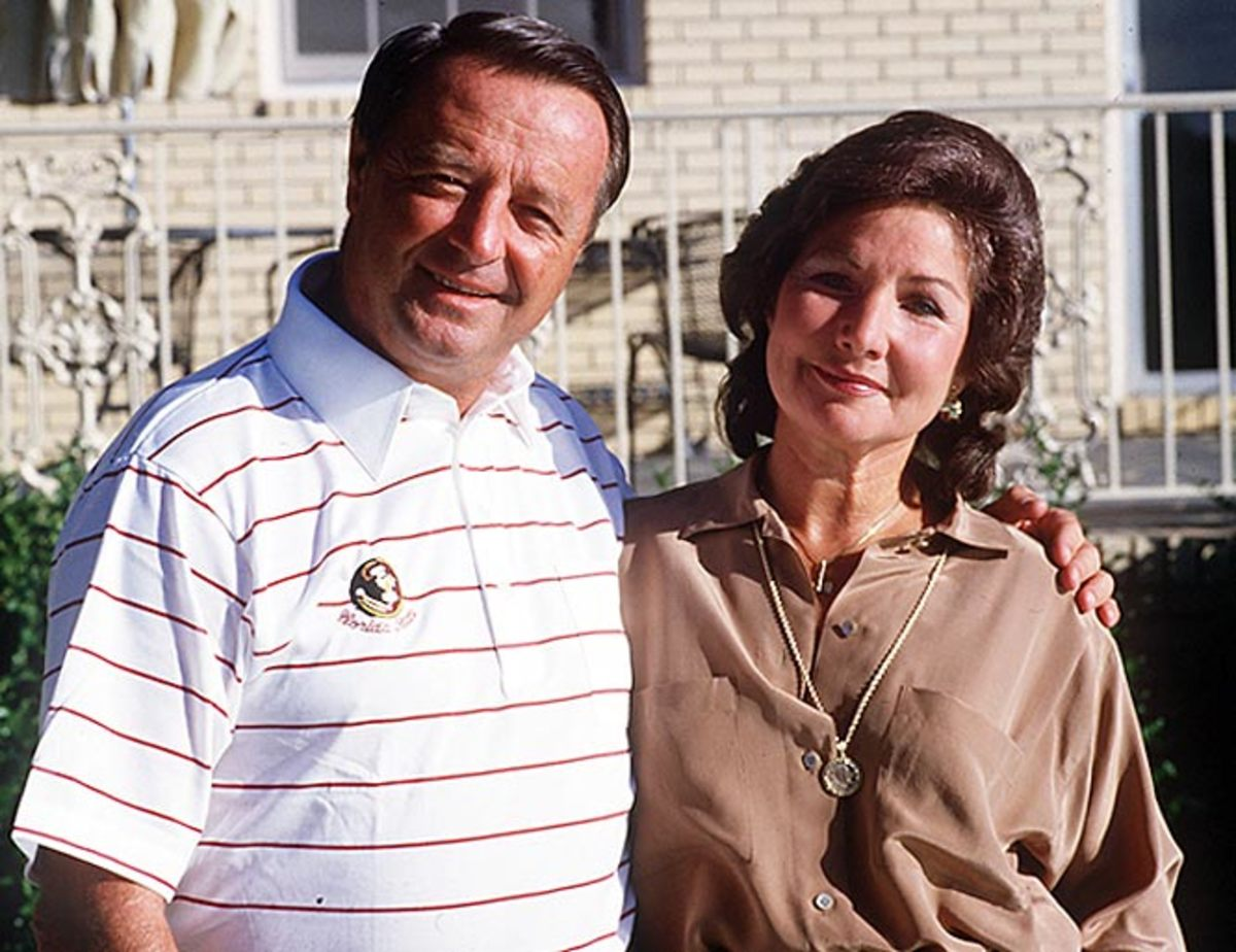 Bobby and Ann Bowden