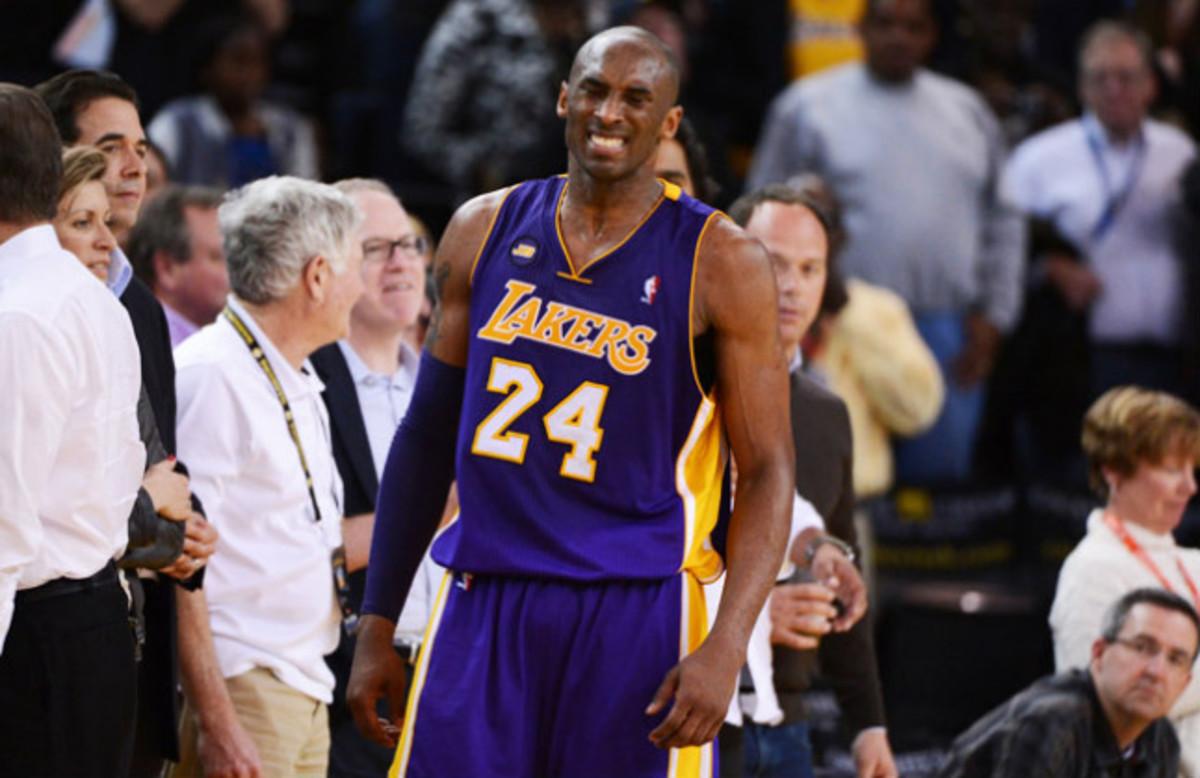 Kobe Bryant   USA Today Sports