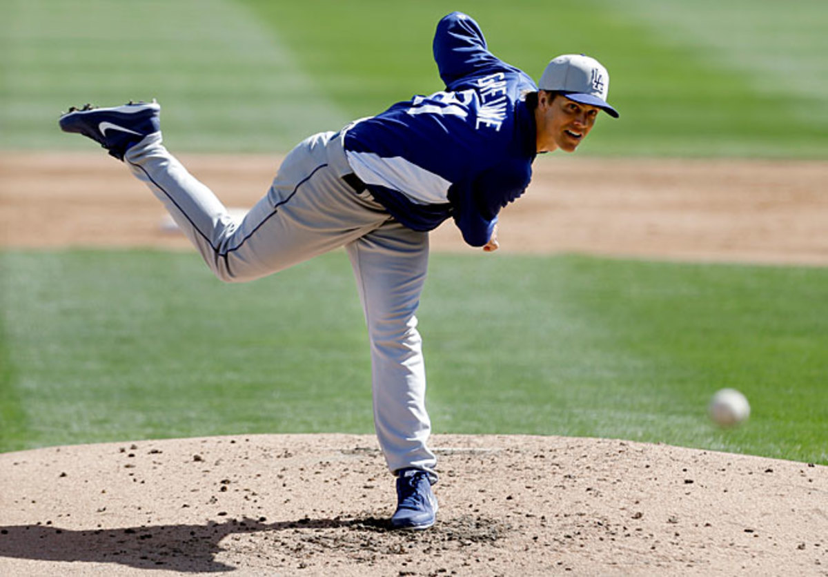 High-priced imports like Zack Greinke have the Dodgers are eyeing their first World Series berth since 1988.