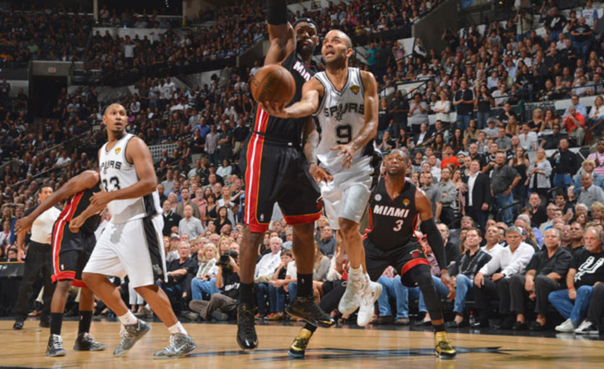 The Spurs need Tony Parker to step up in Game 5 and help neutralize the Heat's surging offense.