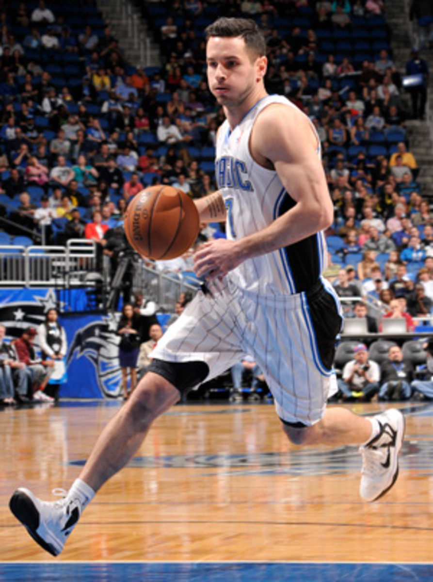 J.J. Redick is reportedly headed to Milwaukee. (Fernando Medina/Getty Images)