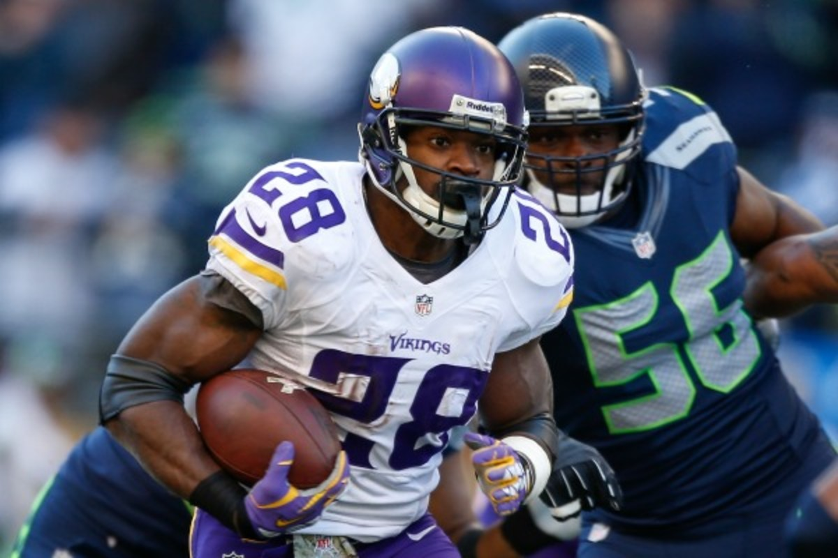 Adrian Peterson (Otto Greule Jr/Getty Images)