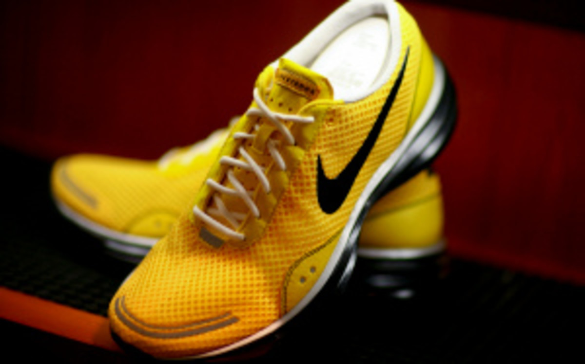 Livestrong cut ties with Nike on Tuesday. (Bloomberg/Getty Images)