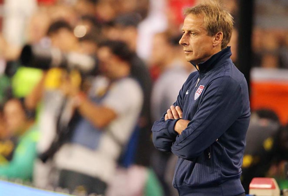 Jurgen Klinsmann has led the U.S. to the final round of World Cup qualifying in CONCACAF.