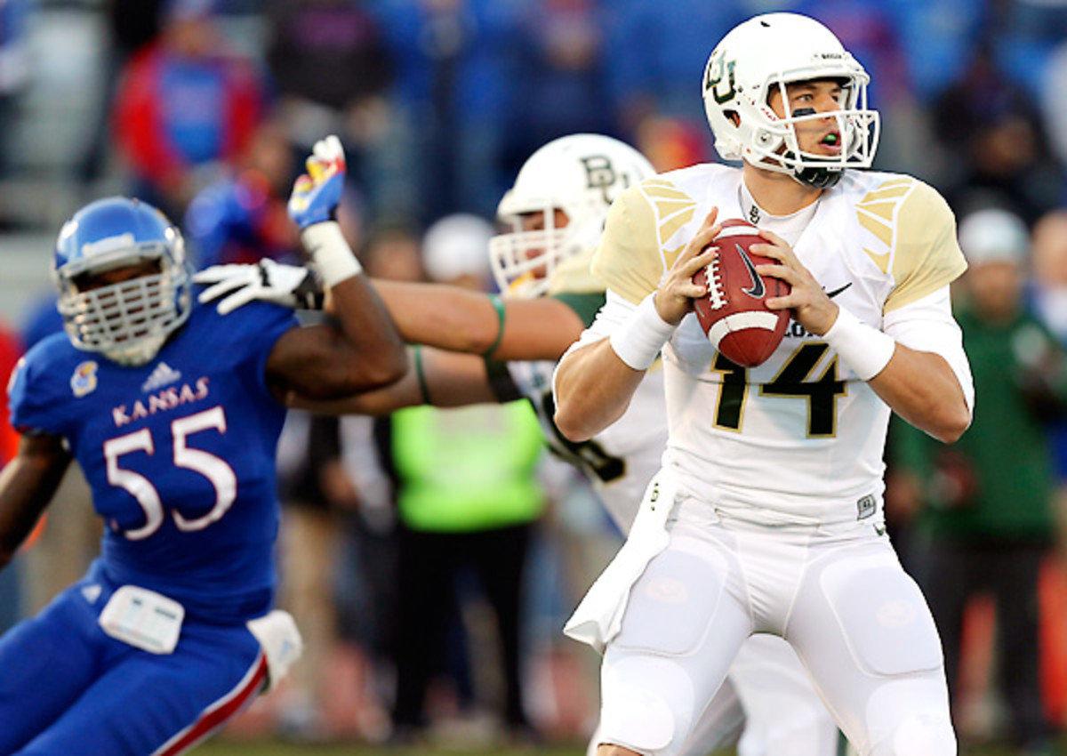 No player has dissected defenses more efficiently and prolifically than Baylor's Bryce Petty.