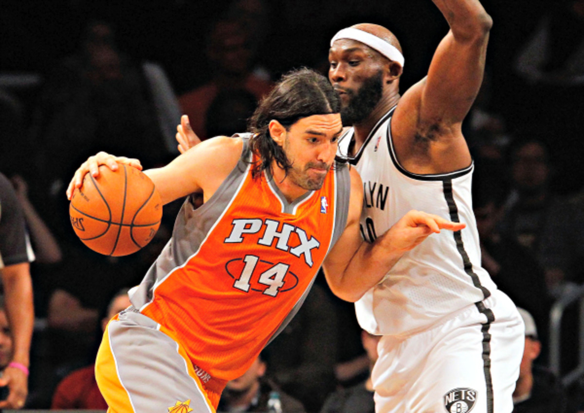 Indiana acquired Luis Scola in the hopes of shoring up its bench. (Jim McIsaac/Getty Images)