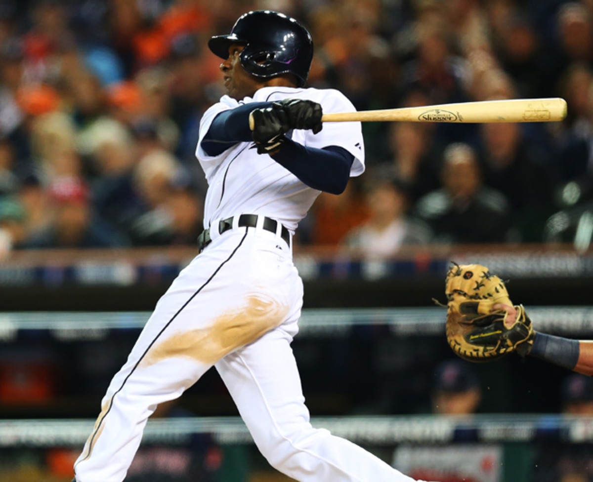 Austin Jackson had two hits and two walks as part of a seven-run Detroit night in ALCS Game 4.