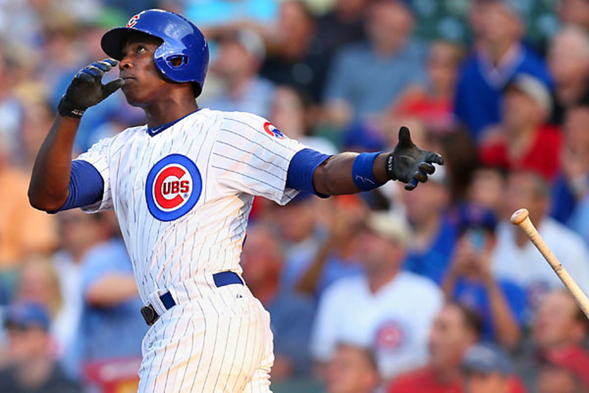 The Yankees are close to acquiring Alfonso Soriano from the Cubs. (Zuma Press/Icon SMI)