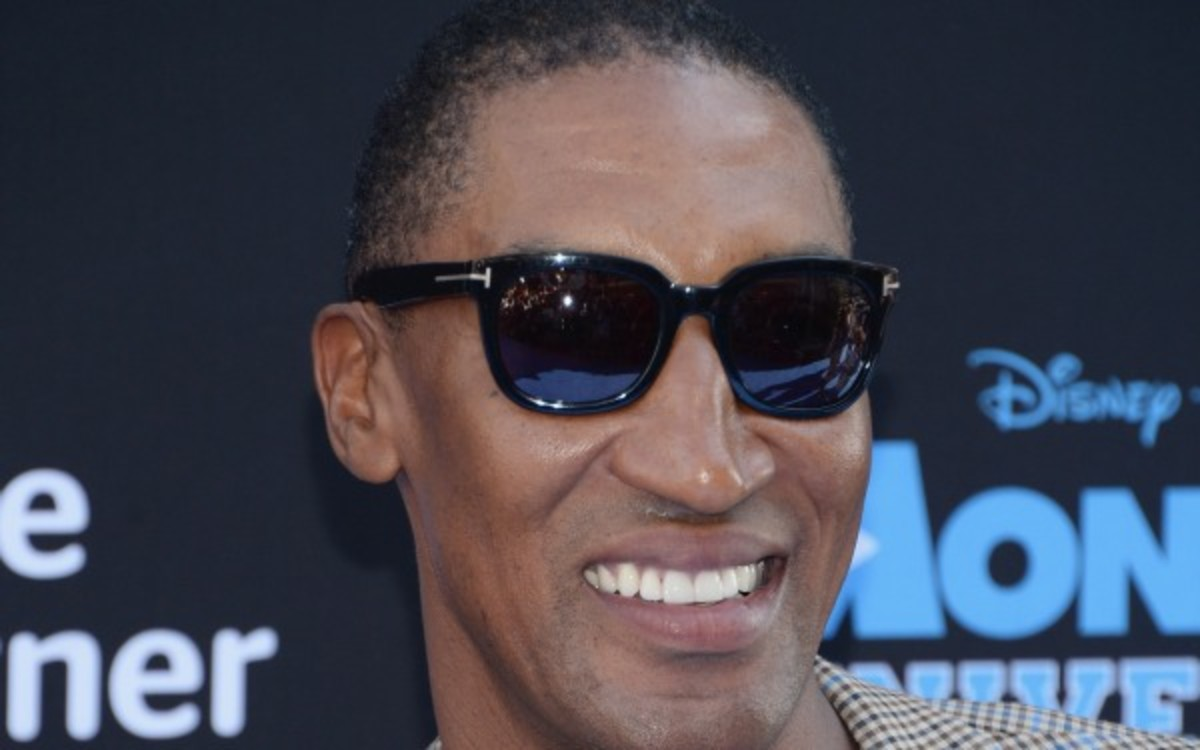 NBA Hall of Famer Scottie Pippen won't face charges stemming from a fight. ( Jason Kempin/Getty Images)