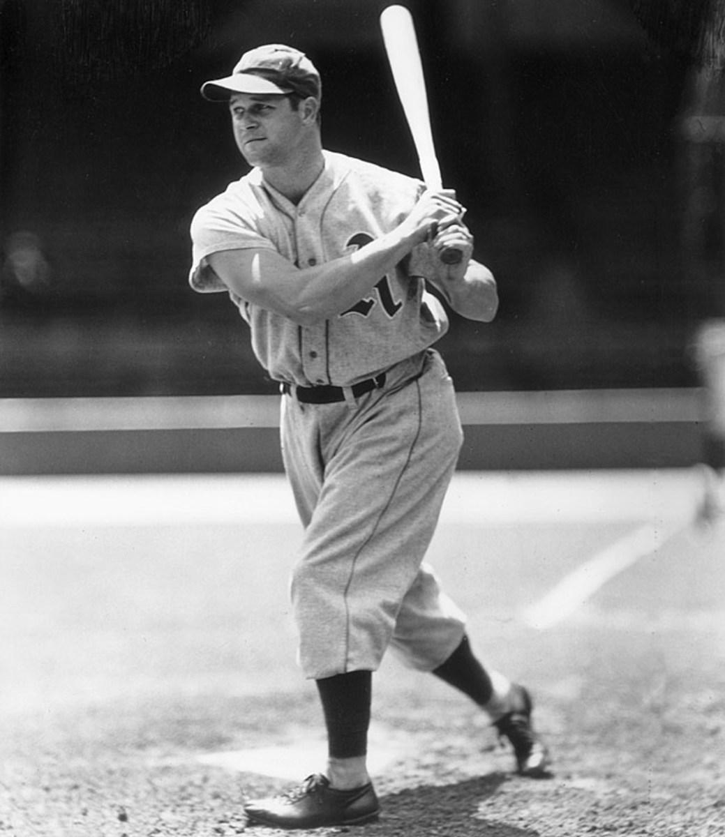 Jimmie Foxx - 1933 AL
