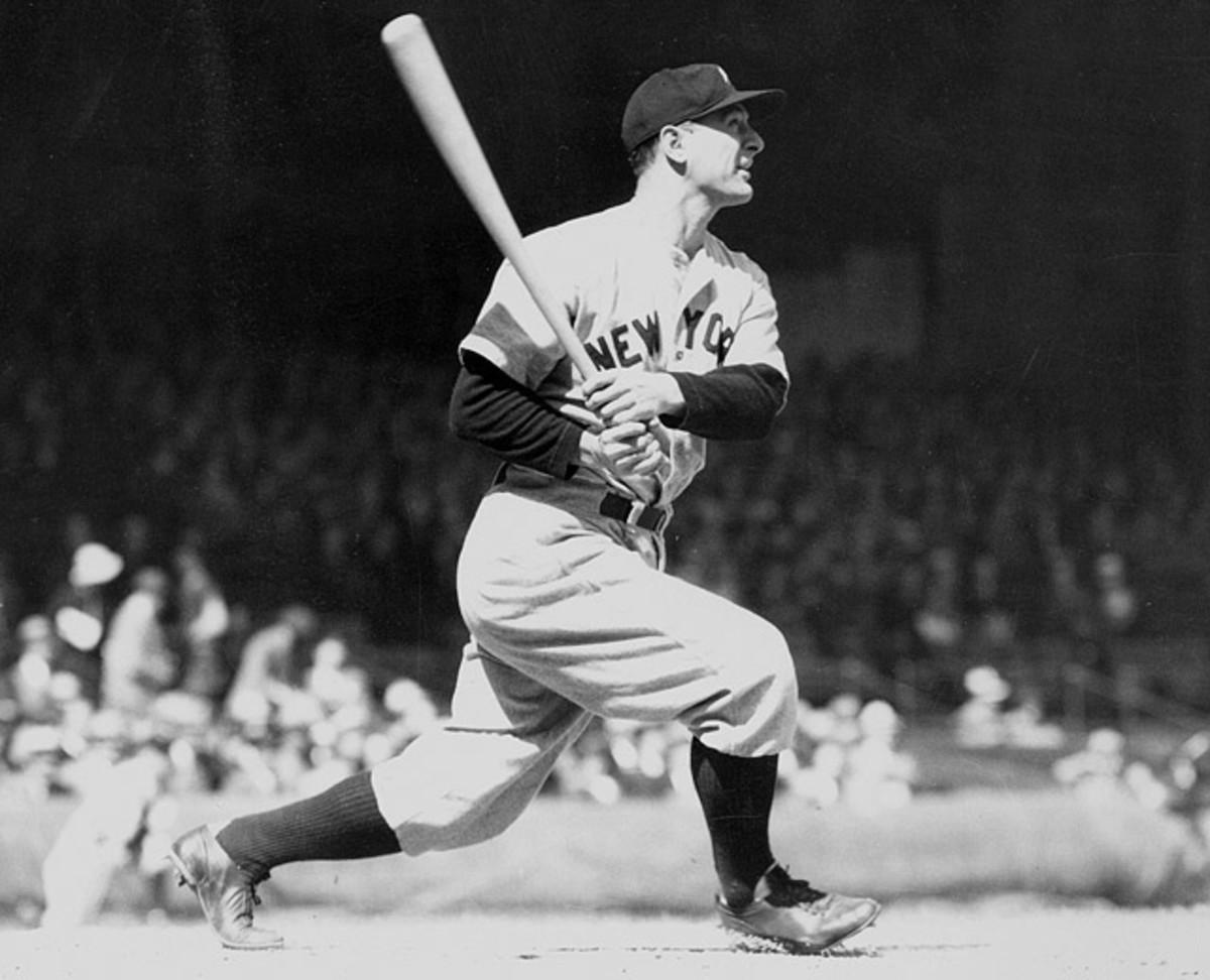 Lou Gehrig - 1934 AL