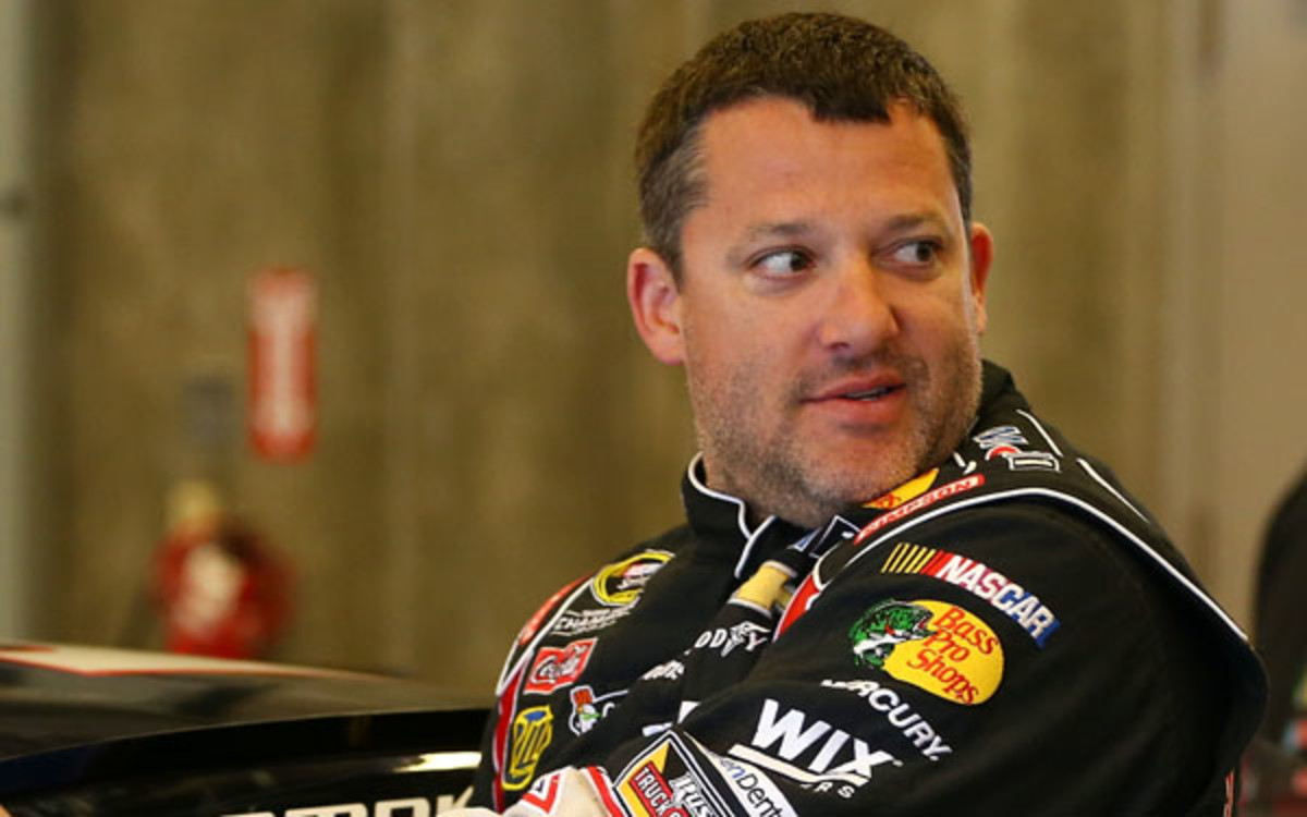 Tony Stewart will miss the rest of the NASCAR season. (Andy Lyons/Getty Images)