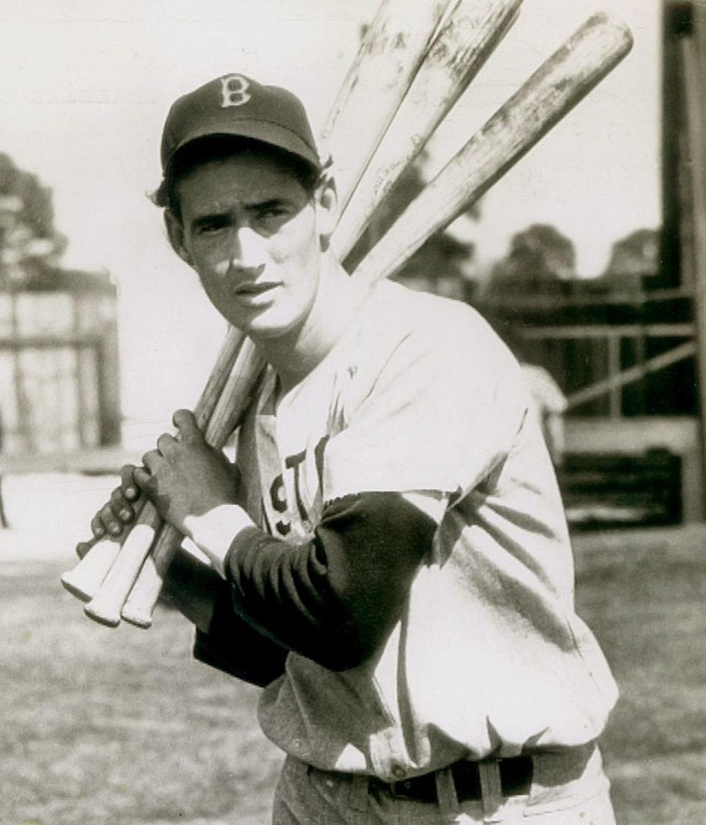 Ted Williams - 1942 & '47 AL