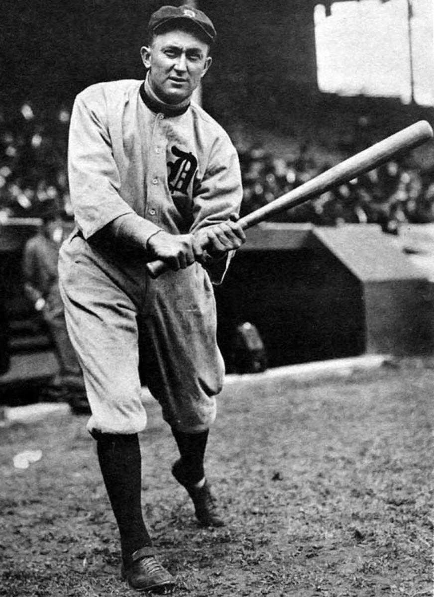 Ty Cobb - 1909 AL