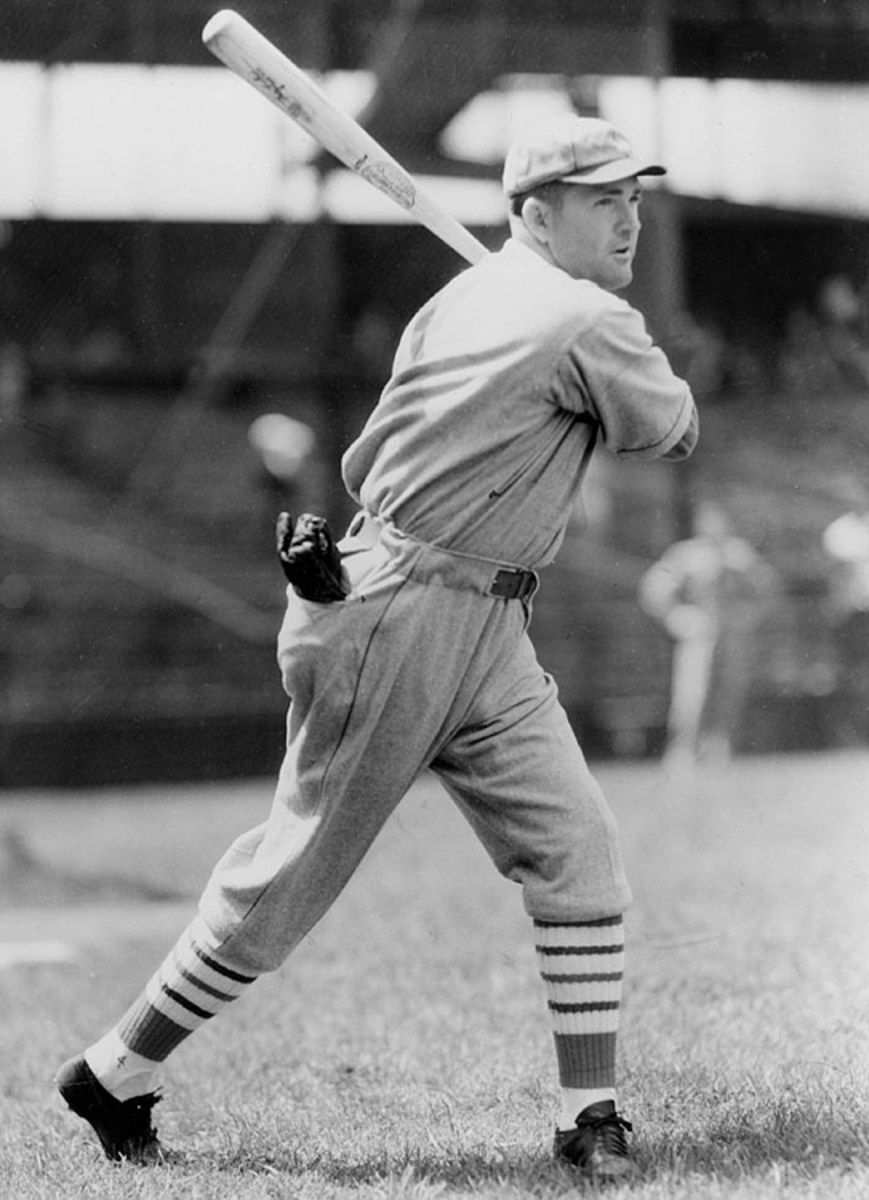 Rogers Hornsby - 1922 & '25 NL