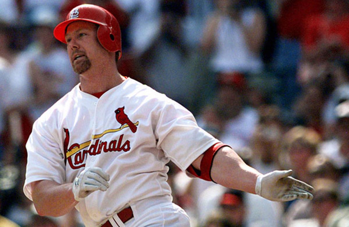Mark McGwire, Cardinals