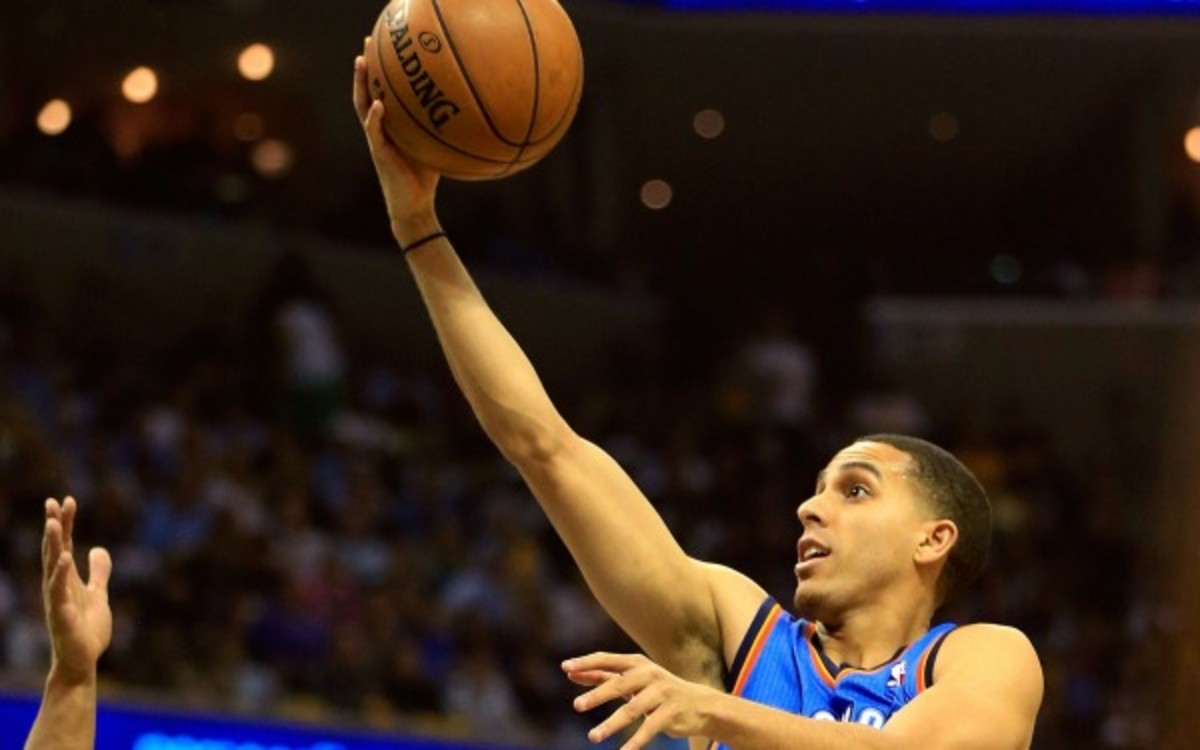 The Timberwolves reportedly offered Kevin Martin a four-year deal. ( Photo by Jamie Squire/Getty Images)