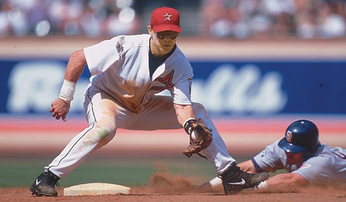 Craig Biggio, Astros
