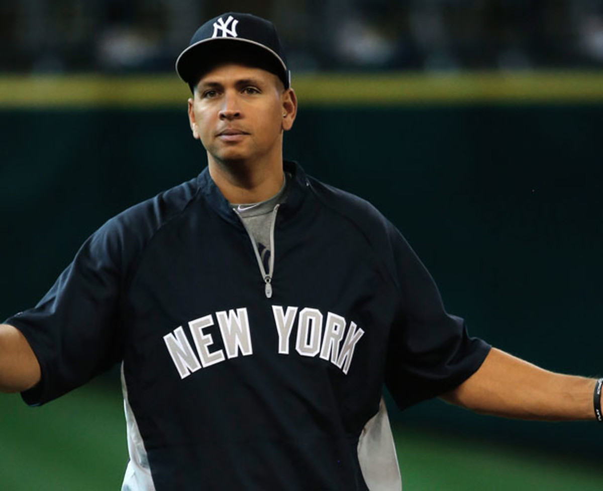 A-Rod's appeal is muddling up the Yankees plans. (AP)