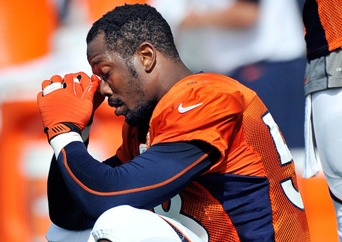 The Broncos need Von Miller to be a leader in 2013.