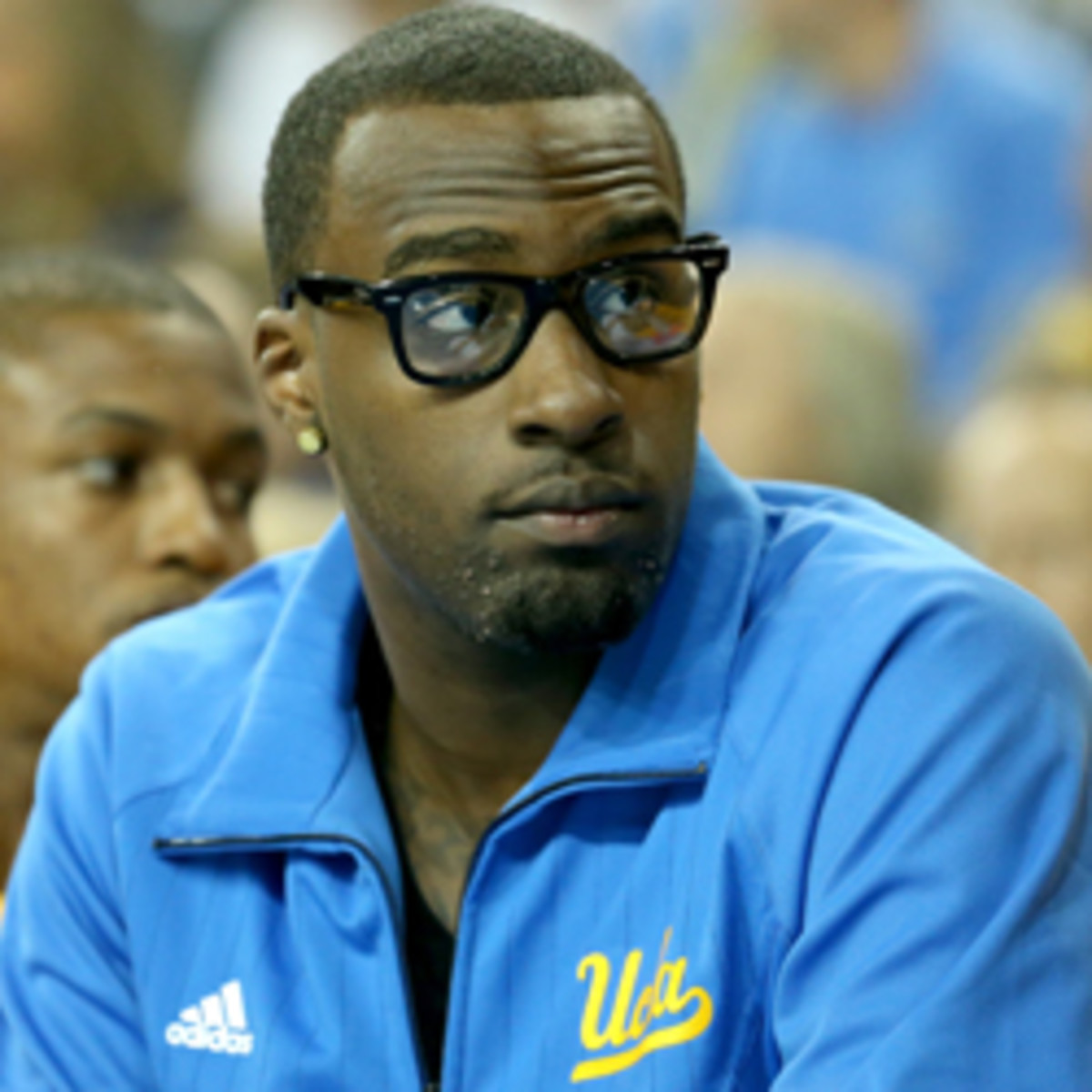 UCLA Shabazz Muhammad is actually 20 years ago, not 19 as it states in the team's media guide. (Stephen Dunn/Getty Images)