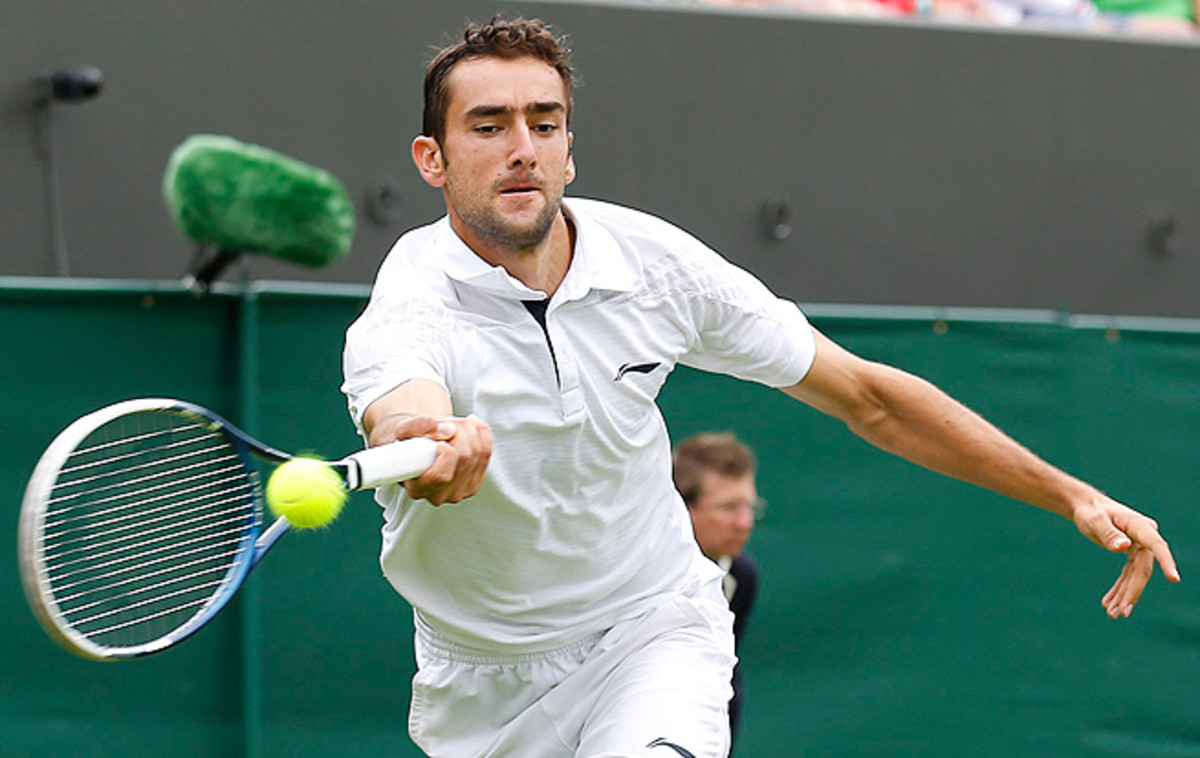 Marin Cilic was suspended for nine months by the ITF for testing positive for a banned stimulant.