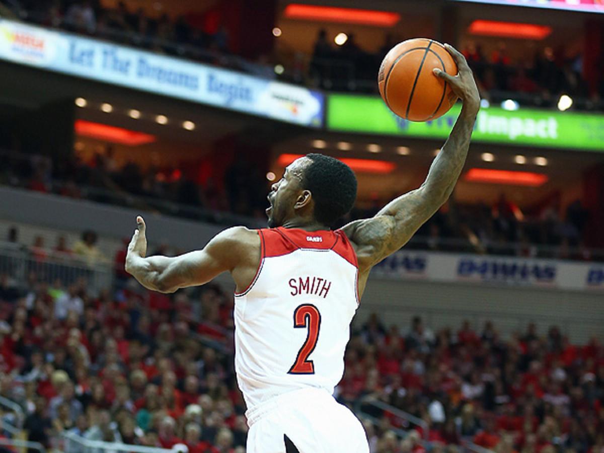 Russ Smith, Louisville