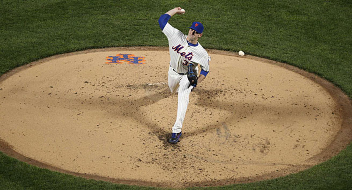 Matt Harvey is already one of the most successful drafted pitchers the Mets have had in the last 30 years.