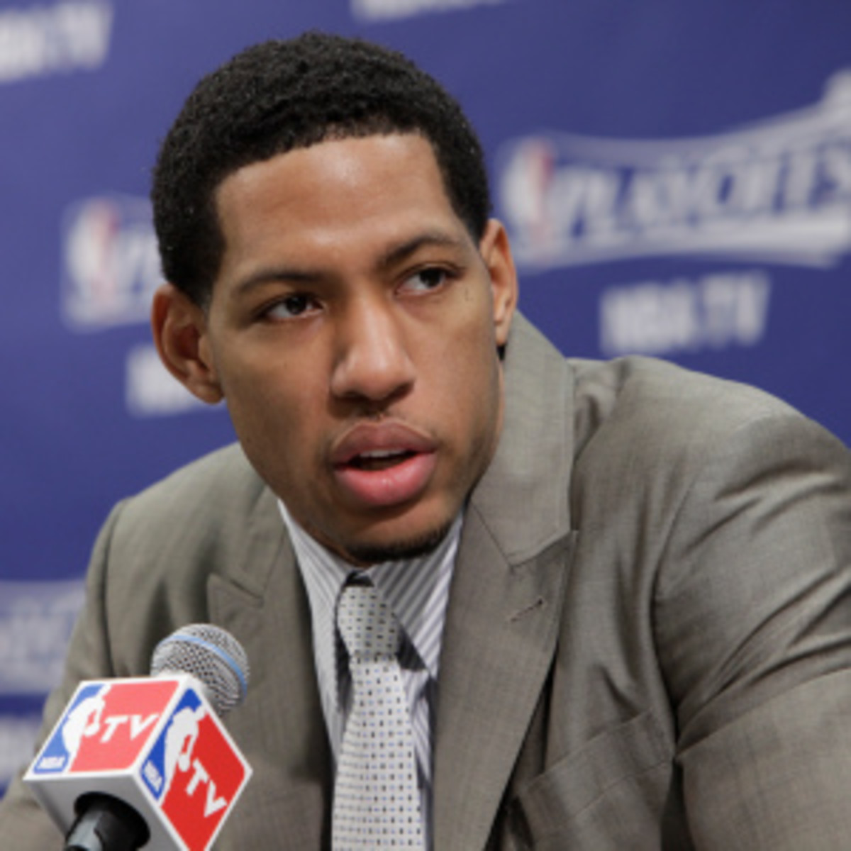 Danny Granger could make his season debut for the Pacers on Wednesday. (Ron Hoskins/Getty Images)
