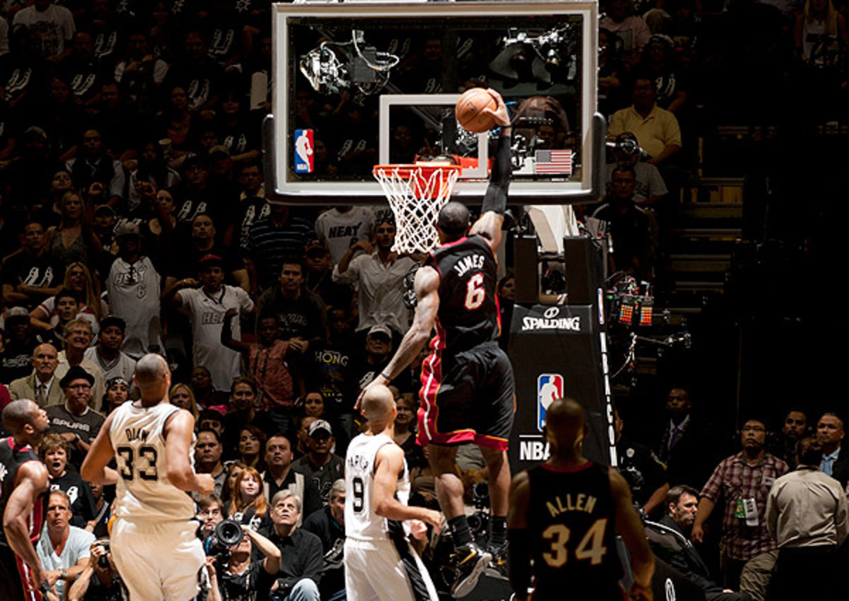Miami Heat are slight favorites in NBA Finals vs. San Antonio Spurs
