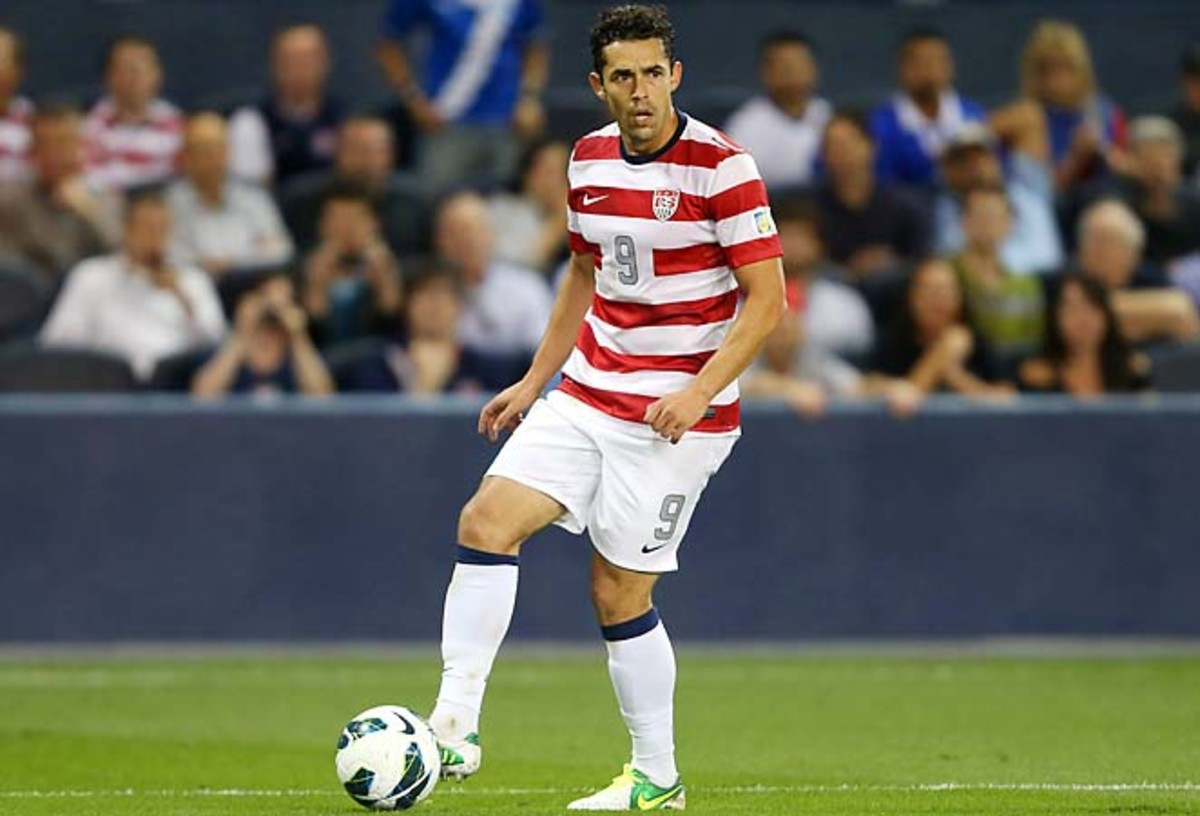 Herculez Gomez and the U.S. enter Friday's match in last place in the Hexagonal.