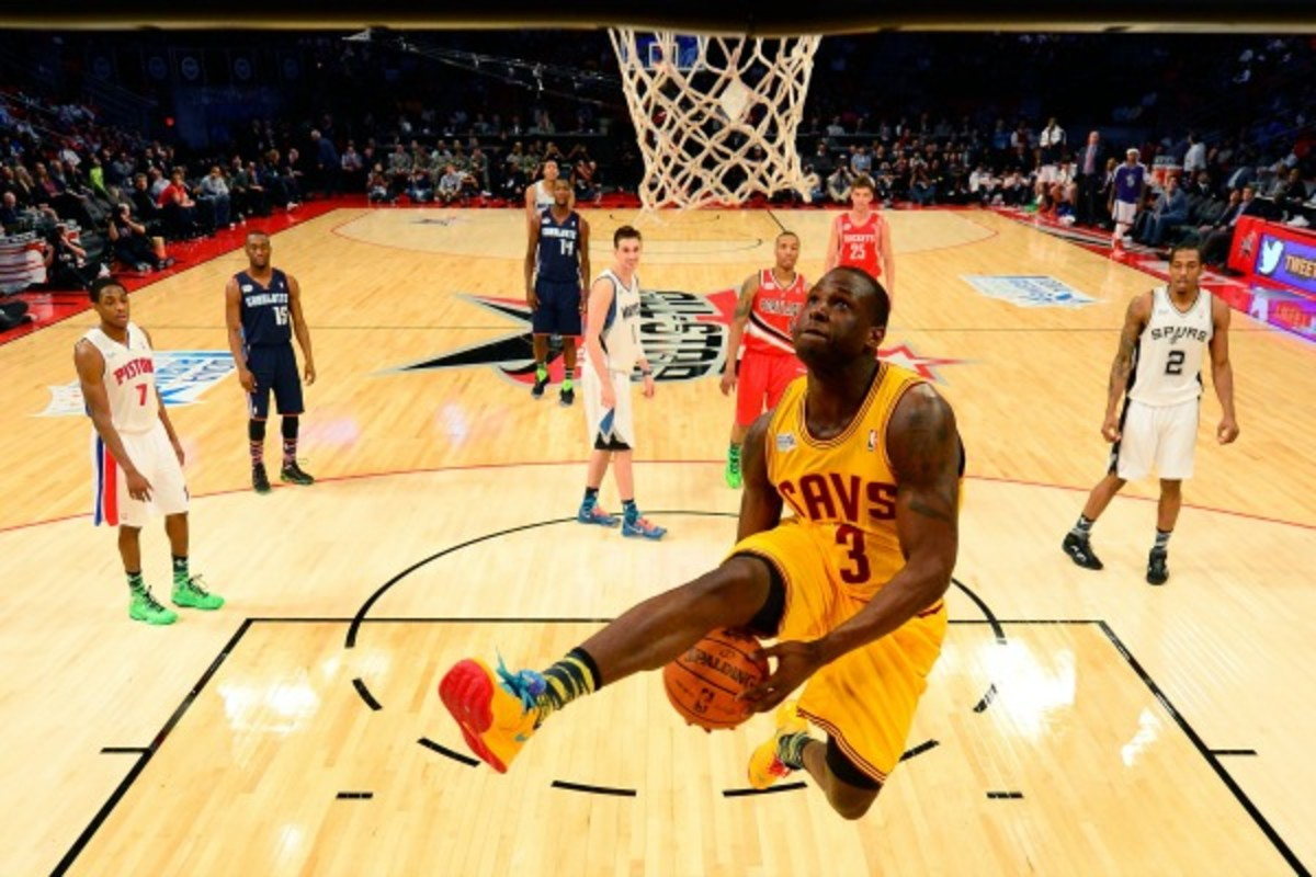 Dion Waiters reportedly has had altercations with Cavs teammates. (Getty Images)