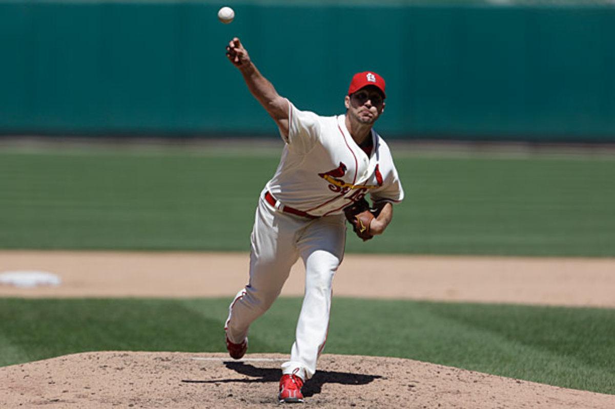Adam Wainwright, Cardinals