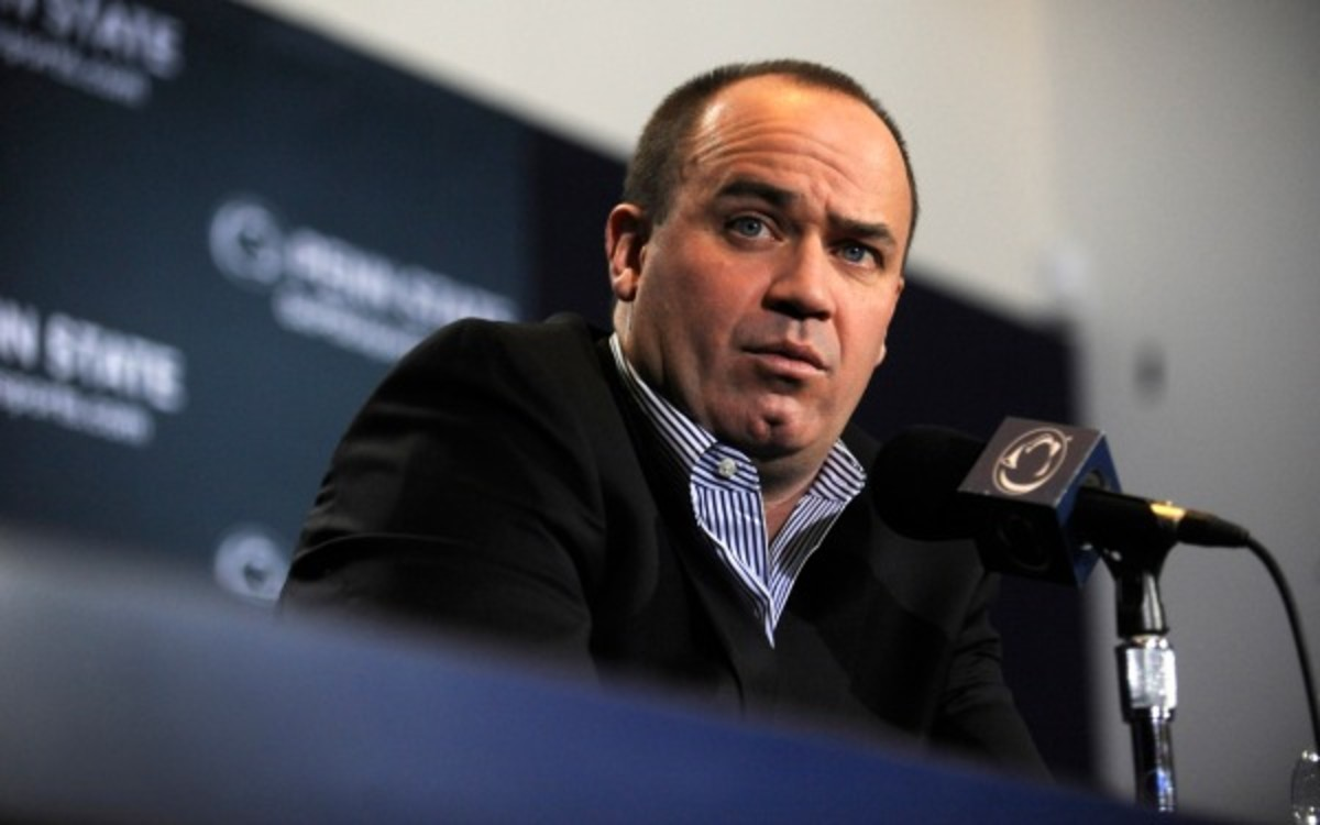 Penn State Bill O'Brien said he hopes the NCAA reduces sanctions against the school. (Centre Daily Times)