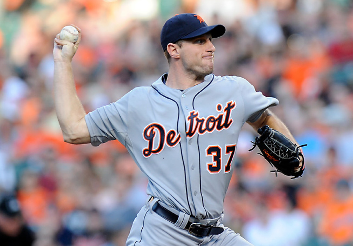 Max Scherzer has been phenomenal this season, becoming the first pitcher to start 12-0 since 1986.