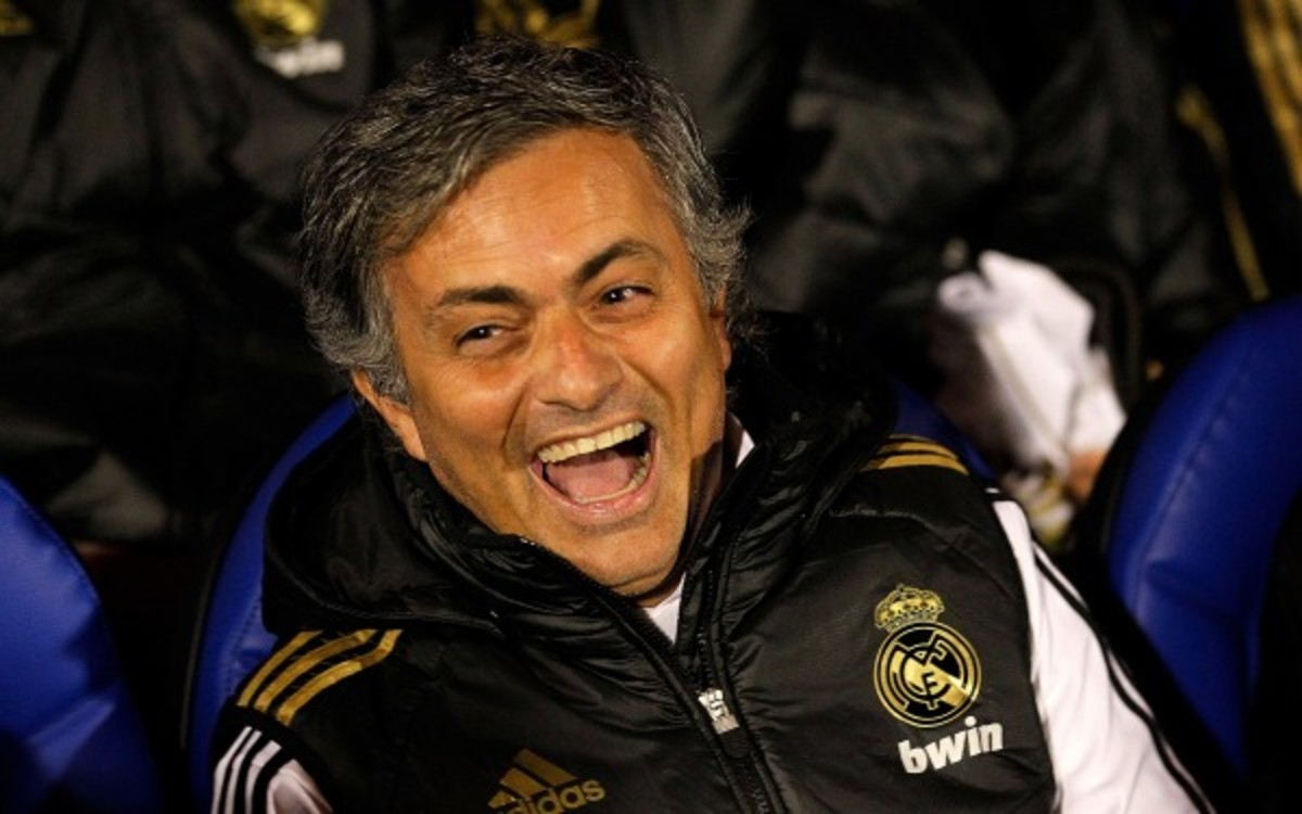 Jose Mourinho is expected to sign a four-year deal with Chelsea. (Photo by Angel Martinez/Getty Images)