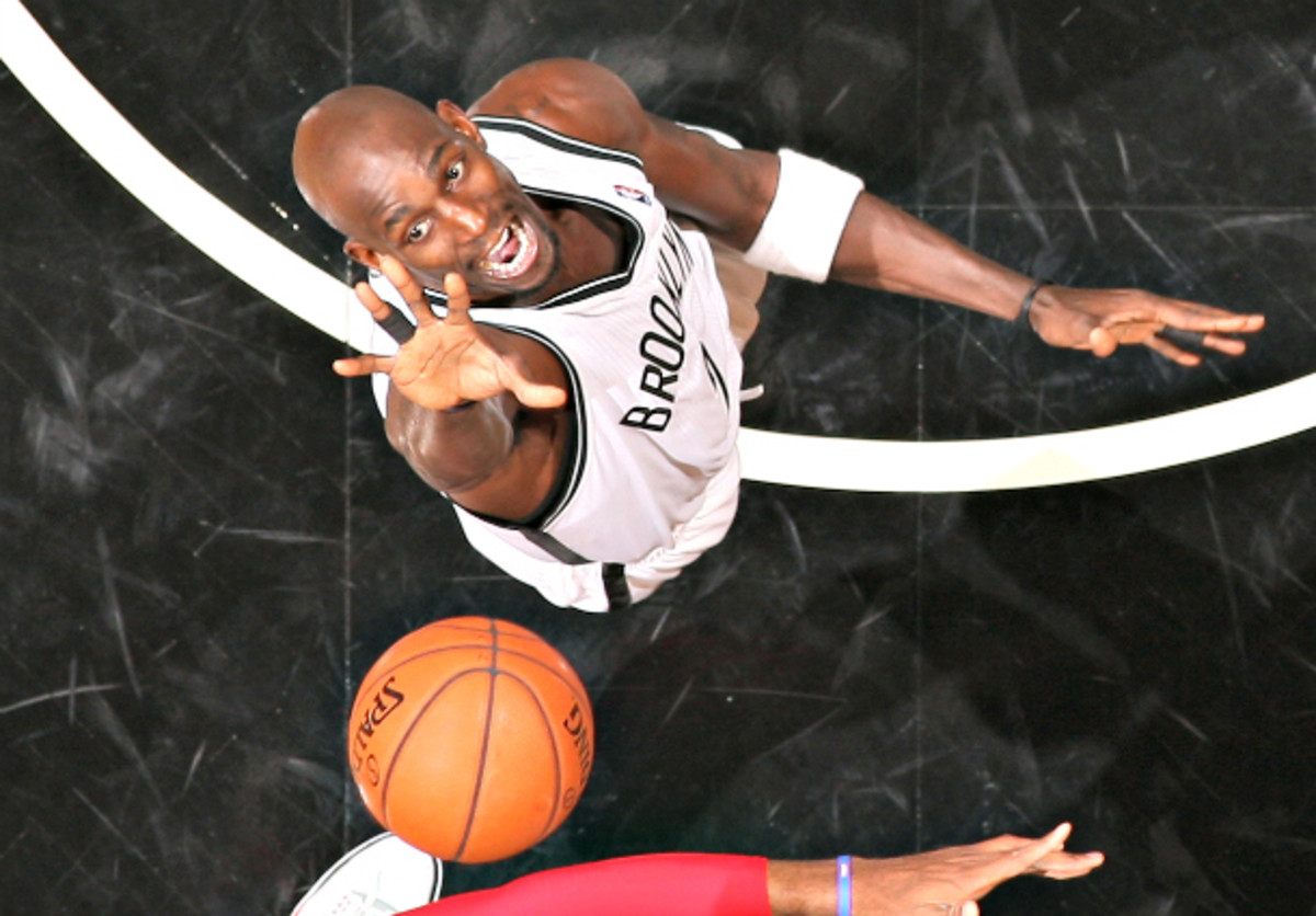 After a 3-10 start, Kevin Garnett and the Brooklyn Nets are already left reaching. (Nathaniel S. Butler/NBAE via Getty Images)