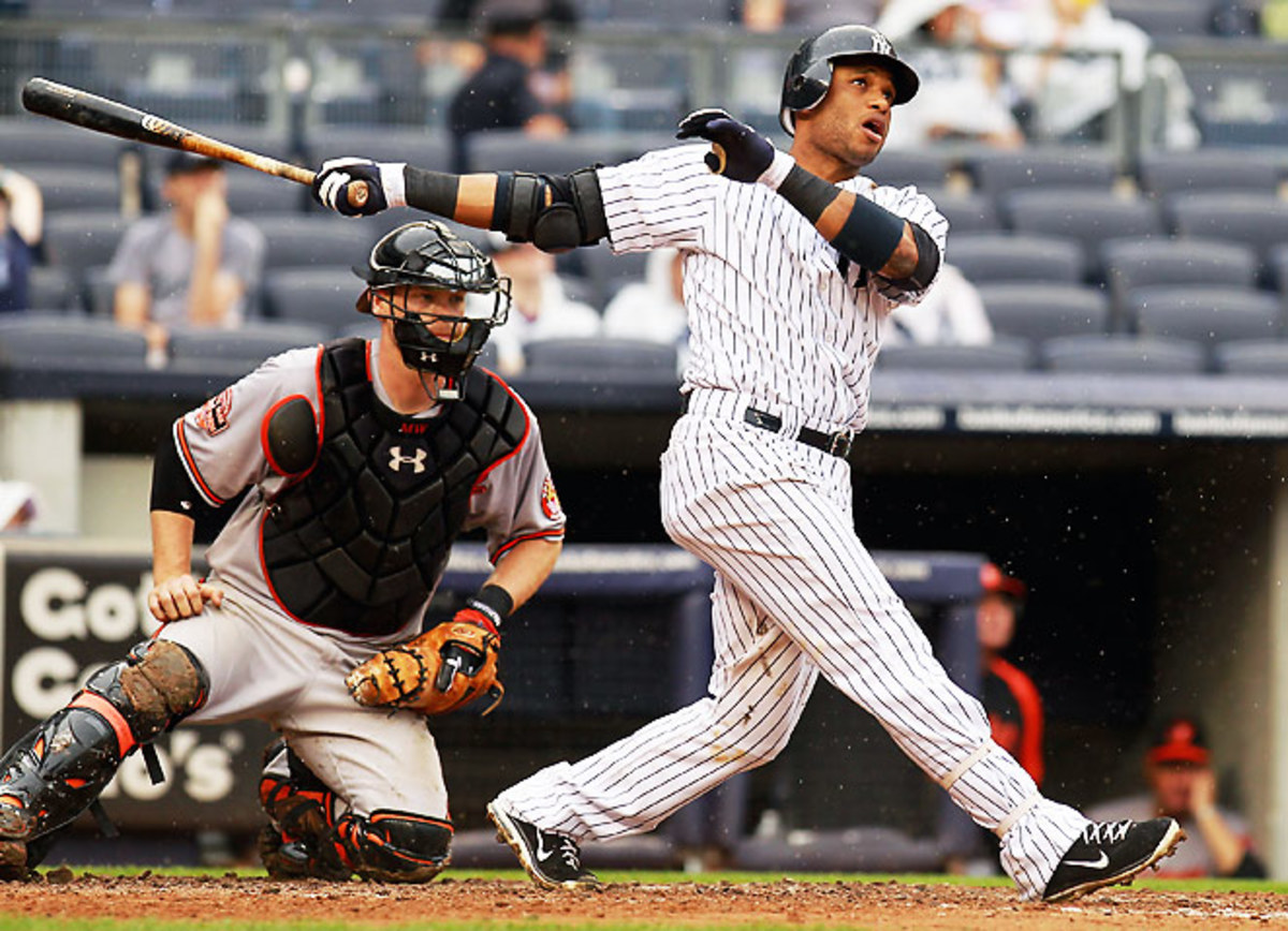 Robinson Cano is a fantasy star in every category except steals and is worth a mid-Round 1 pick.