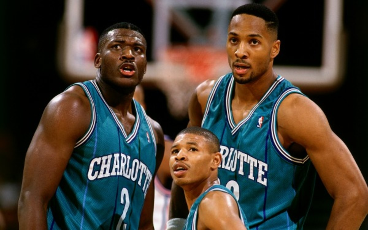 The Charlotte Bobcats are expected to change their name back to the Charlotte Hornets. (Andrew D. Bernstein/NBAE)