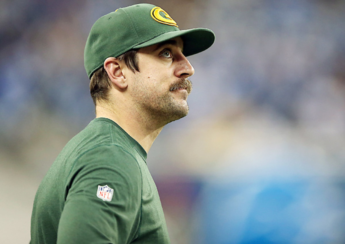 Quarterback Aaron Rodgers has not played since breaking his collarbone against the Bears on Nov. 4.