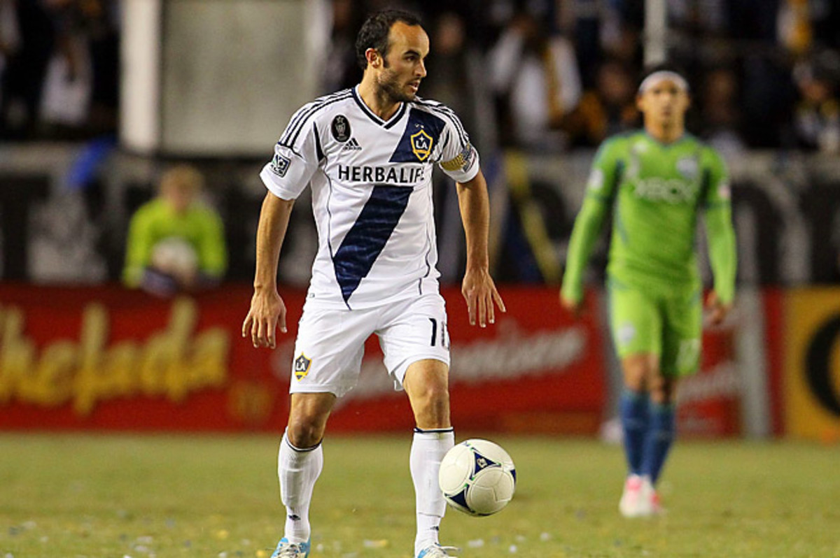 Landon Donovan has not played a game for the U.S. since a friendly win at Mexico last August.