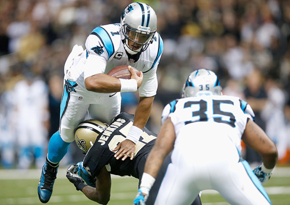 The Panthers will need Cam Newton at his absolute best in a pivotal NFC South game with the Saints.